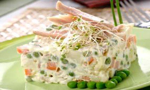 Recipe For Russian Salad