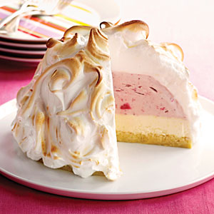Recipe For Baked Alaska