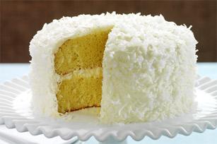 Recipe For Coconut Cake