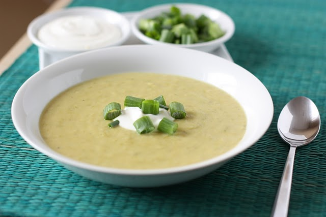 Recipe For Cream Of Asparagus Soup