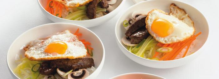 Korean Rice Recipe