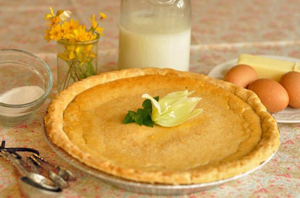 Recipe For Buttermilk Pie