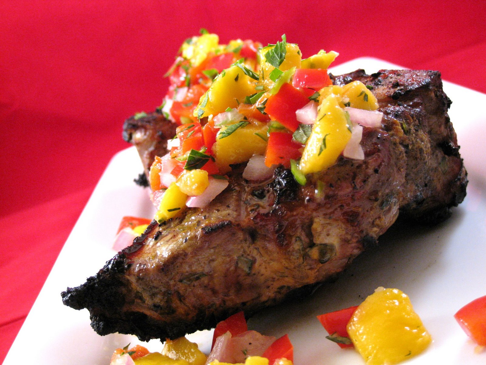 Lamb Steak Recipe