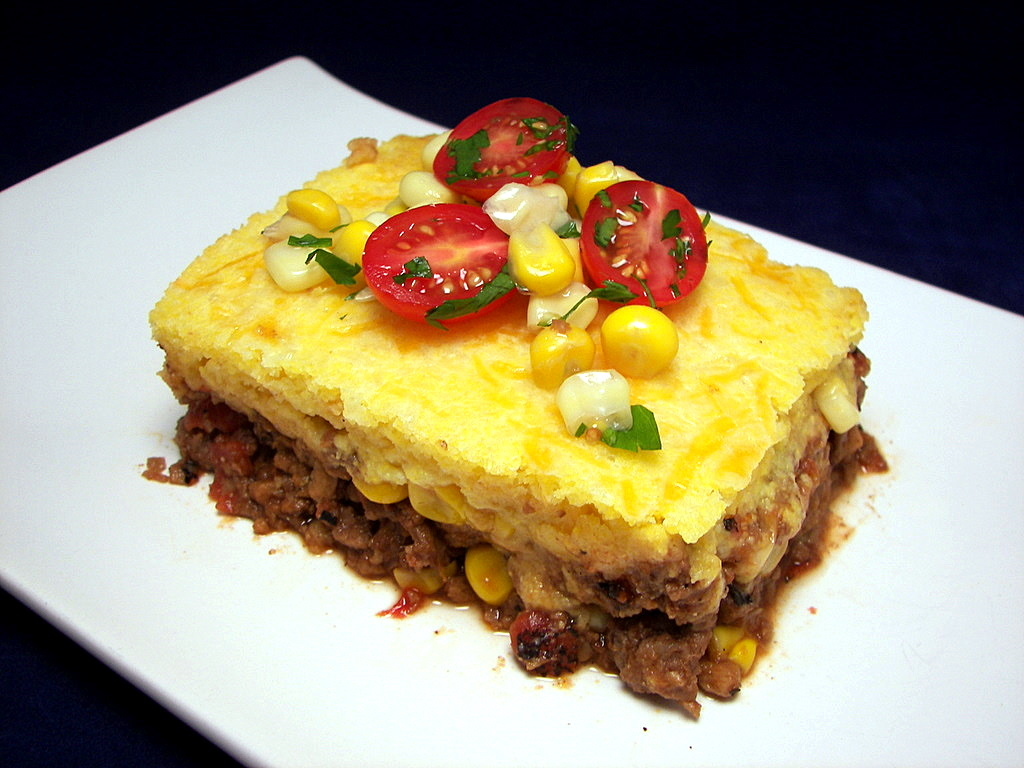 Recipe For Mexican Casserole