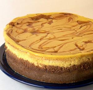 Swirled-Cheesecake
