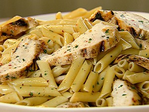 Chicken Lemon Pasta