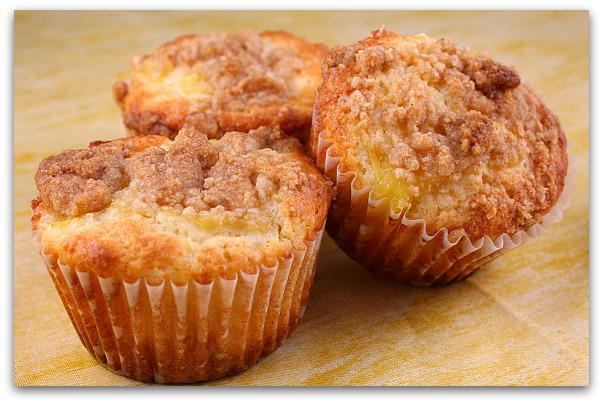 Pineapple Muffins