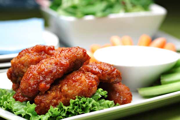 Recipe For Buffalo Wings