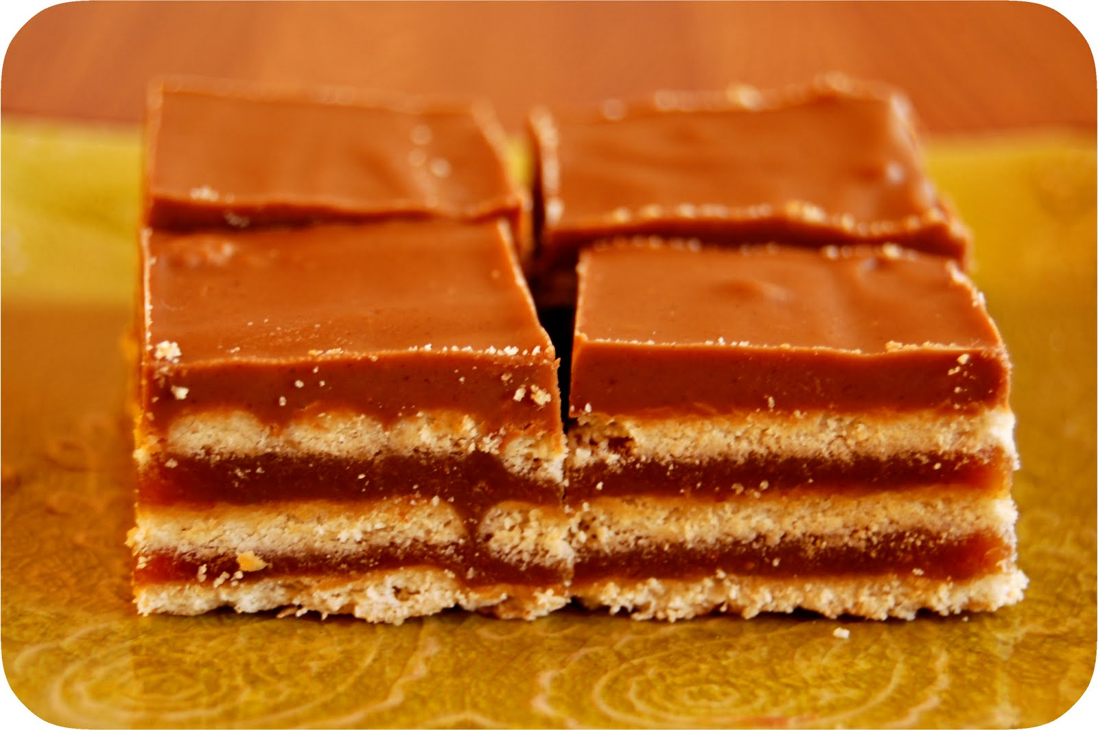 Kit Kat Recipe