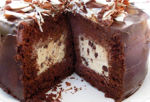 Cake Alaska