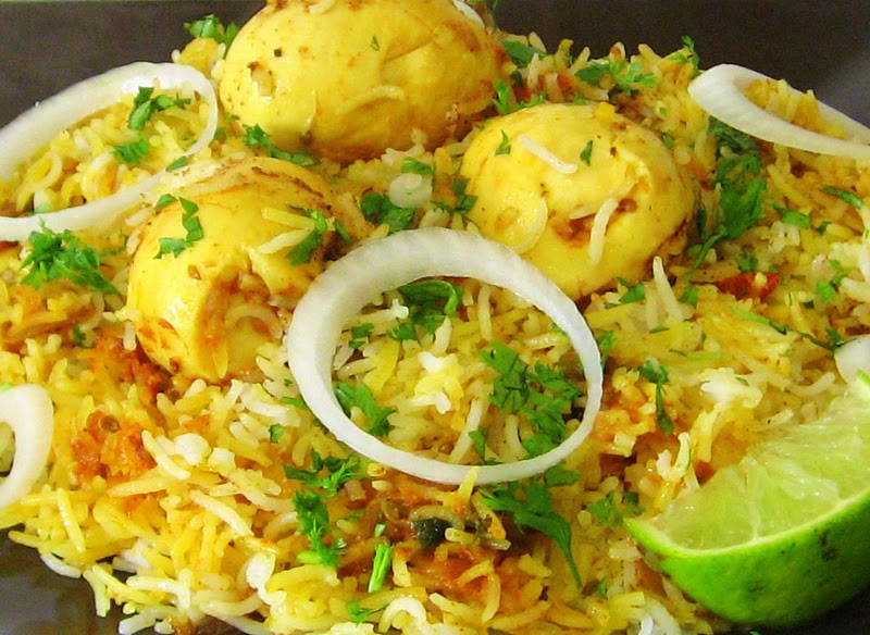 Recipe For Egg Biryani Recipedose Quick And Easy