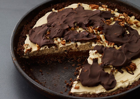 Recipe Mississippi Mud Pie
