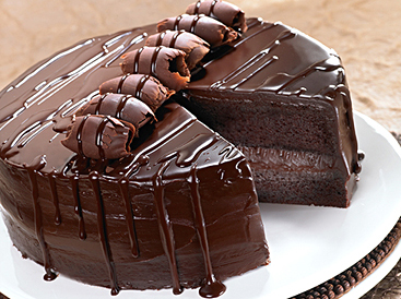 Recipe Moist Chocolate Cake