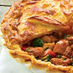 Chicken-And-Vegetable-Pie