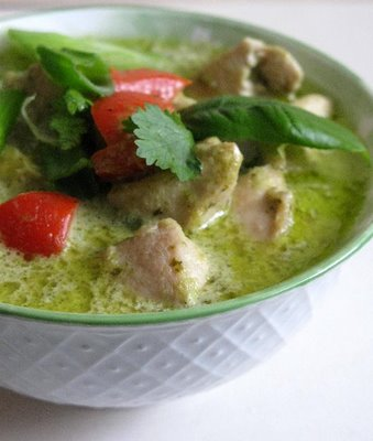 Recipe For Thai Green Curry