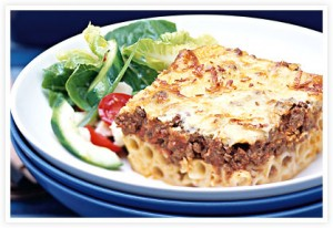 Greek-Lasagna
