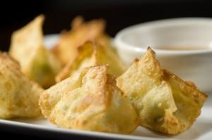 cheese-wontons