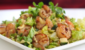 Grilled-Shrimp-Salad