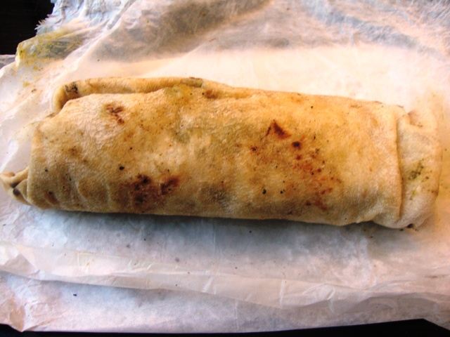 Chicken Cheese Roll