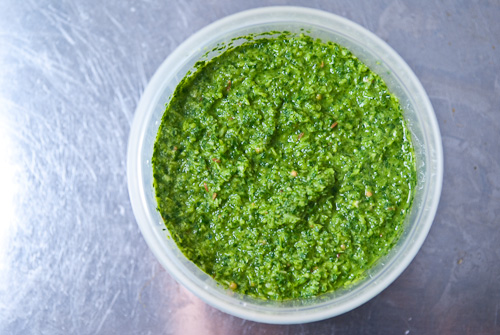 Green Chutney Recipe