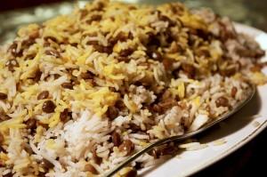 lentil-rice