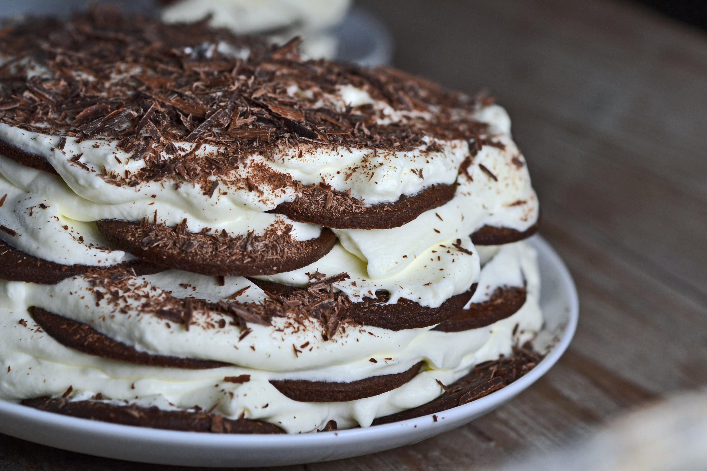 Recipe For Ice Box Cake