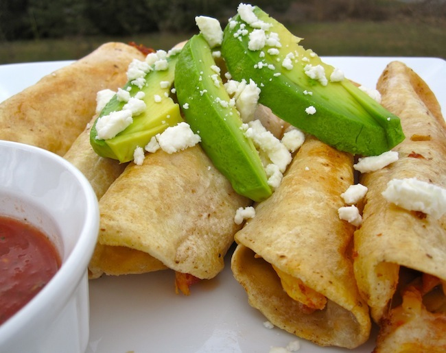 Flautas Recipe | RecipeDose - Quick And Easy Cooking ...