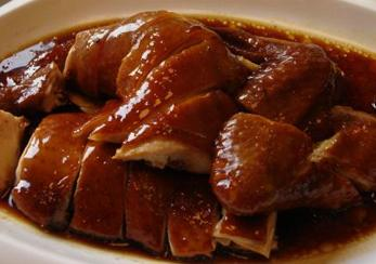 Soy Sauce Chicken Recipe