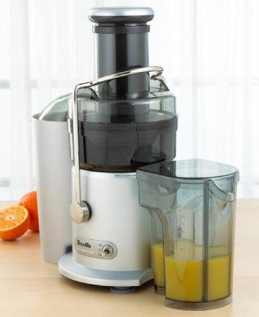 Breville Fountain Juicer Plus JE98XL