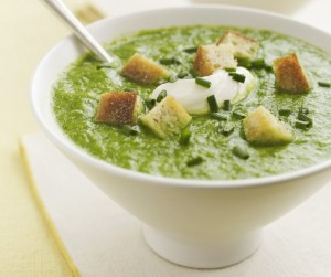 Brocoli-soup