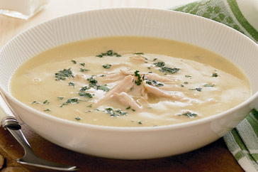 Recipe For Cream Of Chicken Soup