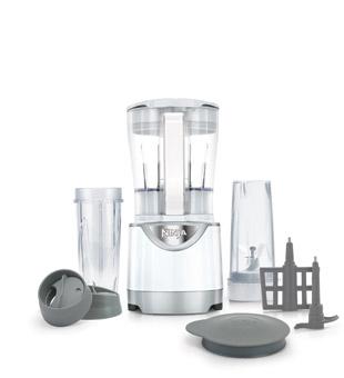 Best Kitchen Blender : Ninja Kitchen System Pulse BL201