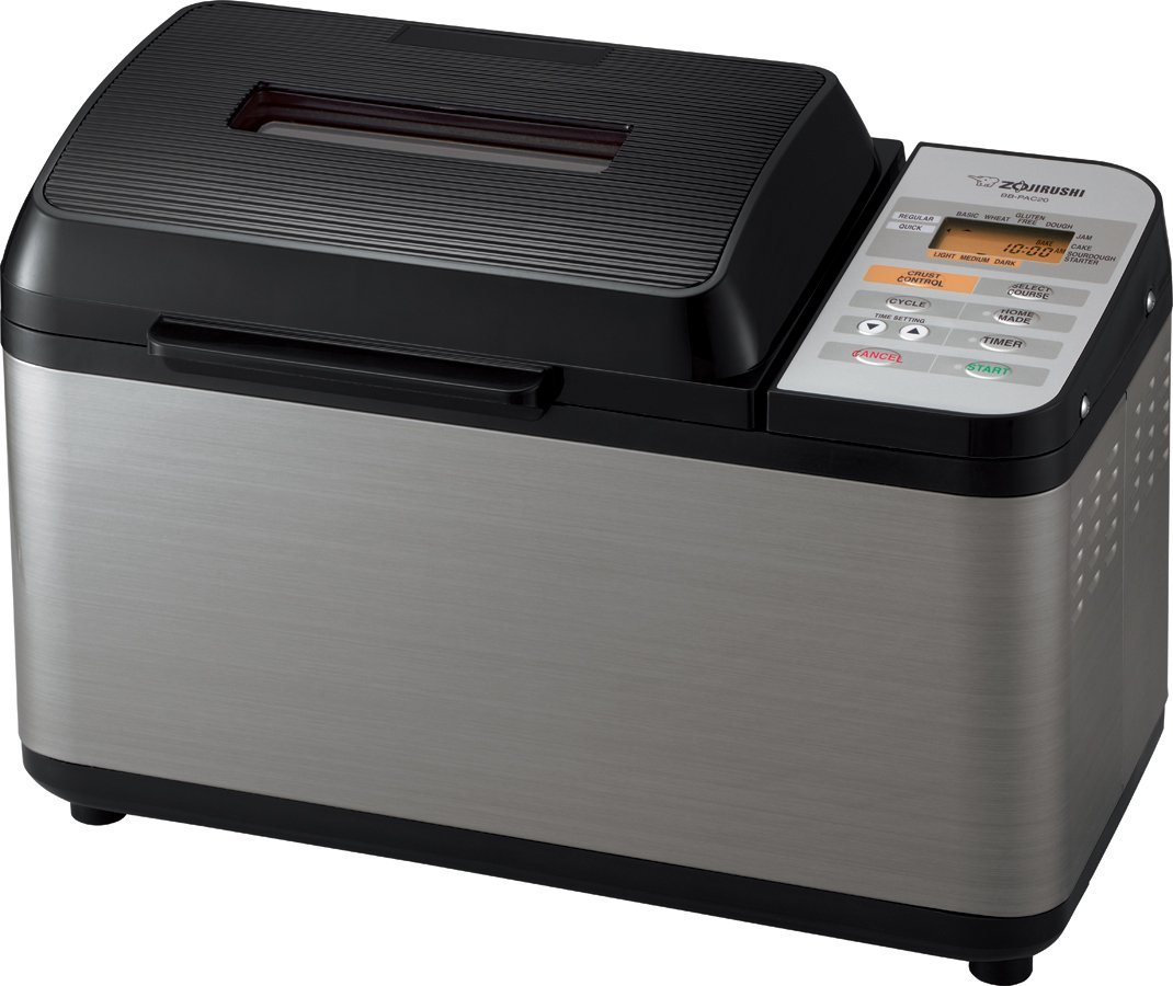 Zojirushi Bread Maker BB-PAC20 : Review