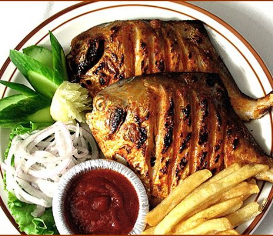Pomfret Recipe Recipedose Com