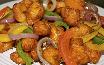 Chicken With Onion Recipe
