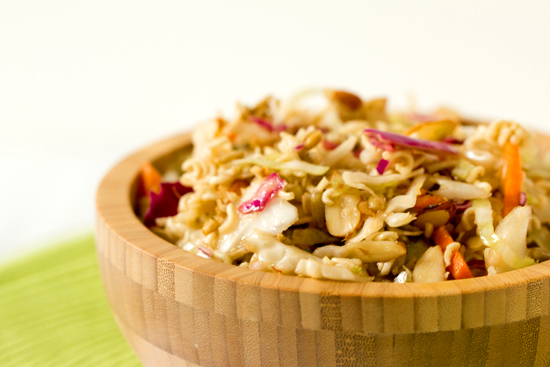 Chinese Cole Slaw