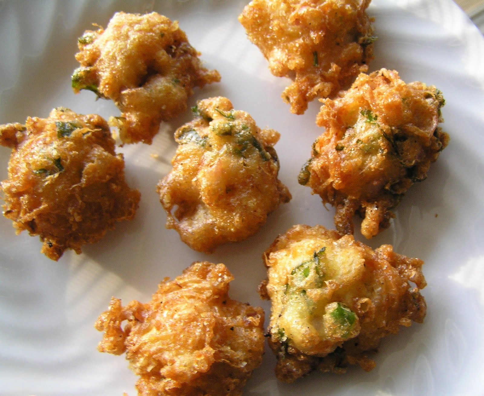 Cheese Fritter