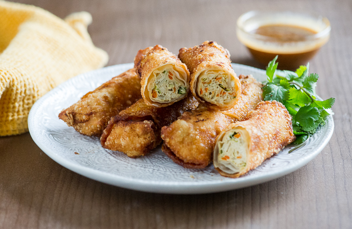 Spring Egg Rolls Recipedose Quick And Easy Cooking
