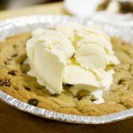 Chocolate Chip Pizookie Cookie