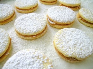 Alfajor Cookies