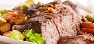 Zesty Italian Beef Chuck Roast