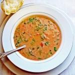 Tomato Florintine Soup