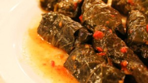 Beef Stuffed Dolma