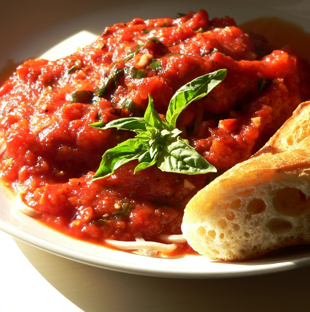 Arrabiata Sauce Recipe