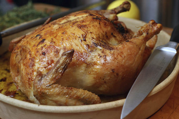 Brine Chicken