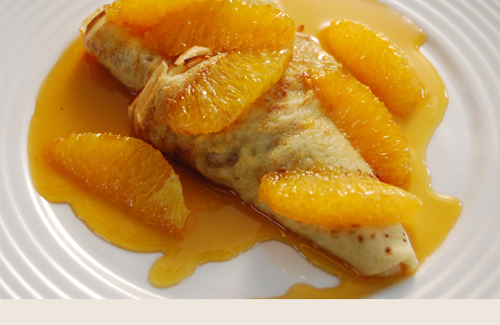 Crepe Suzette Recipe