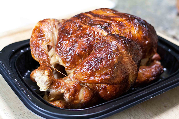 Rotisserie Chicken Recipe