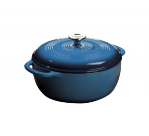 6-Quart Caribbean Blue Dutch Oven