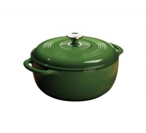 6 Quart Emerald Green Dutch Oven
