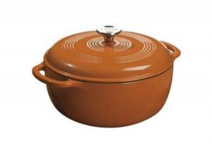 6 Quart Pumpkin Dutch Oven